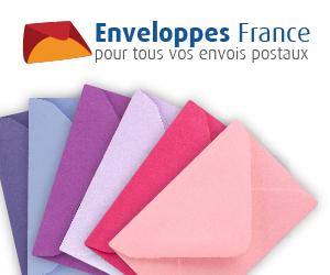 Enveloppes France cashback