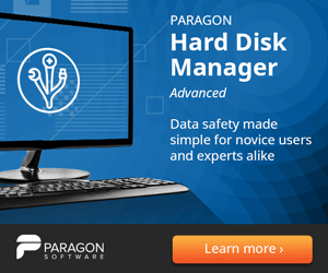Paragon Software cashback