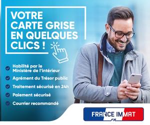 France Immat cashback
