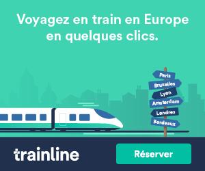 Trainline cashback