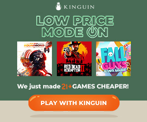 Kinguin cashback
