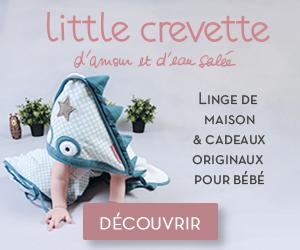 Little Crevette cashback