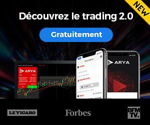ARYA Trading cashback