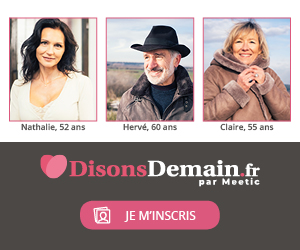 DisonsDemain par Meetic cashback