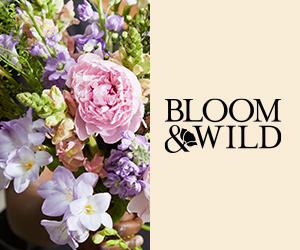 Bloom & Wild cashback