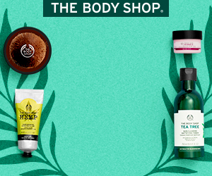 The Body Shop cashback