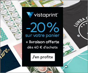 Vistaprint cashback