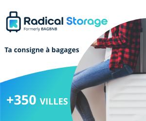 Radical Storage cashback