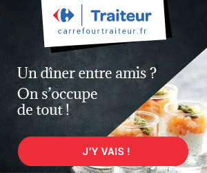 Carrefour traiteur cashback