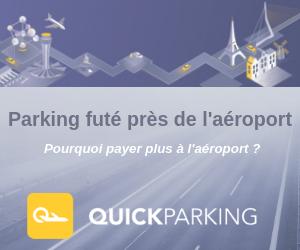 Quick Parking Orly cashback