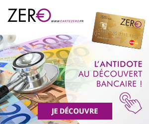 Carte Zero cashback