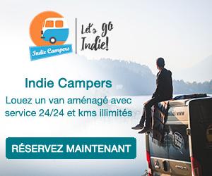 Indiecampers cashback