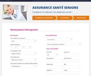 AssurAgency sante seniors cashback