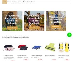 MiniHorseShop.fr cashback