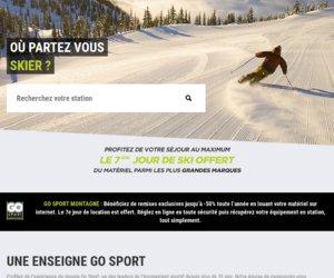 GoSport Montagne cashback