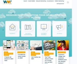 Webmarketing & co'm cashback