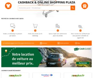 Carrefour Drive cashback