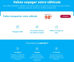 SNCF Auto train cashback