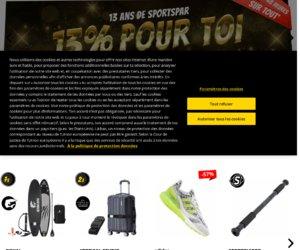 SportOutlet cashback