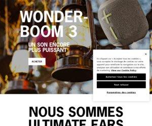 Ultimate Ears cashback