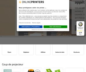 Onlineprinters cashback