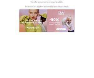 Bayard Homme cashback
