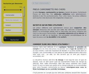 ConfortAuto France cashback