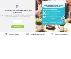 ticket restaurant cashback