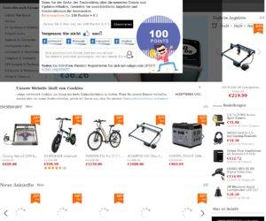 Cafago.com cashback