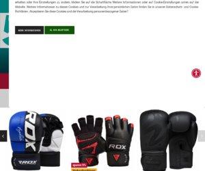 RDX Sports cashback