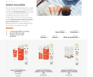 Laboratoires Biarritz cashback