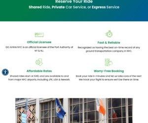GO Airlink NYC cashback
