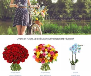 Foliflora: Fleurissez vous la vie cashback