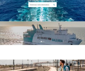 Ferry Baleària cashback