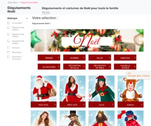 DeguiseToi.fr cashback