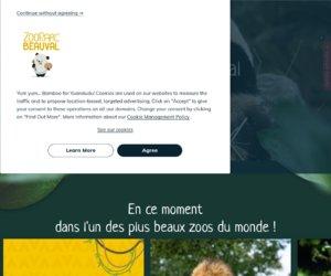 ZooParc de Beauval cashback