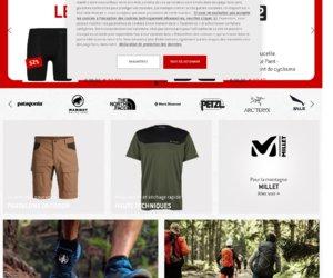 Alpiniste.fr cashback