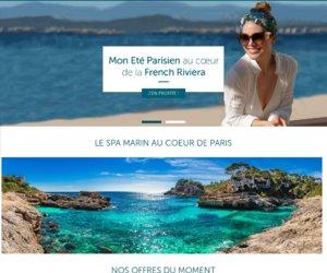 Spa Villa Thalgo à Paris cashback