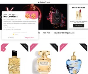 News Parfums cashback