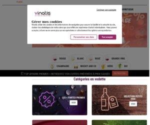 Vinatis cashback