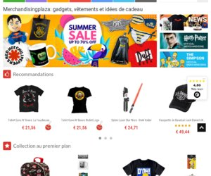 Merchandising Plaza cashback