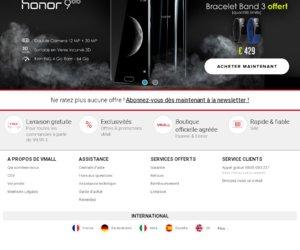 vMall.eu (Huawei & Honor) cashback