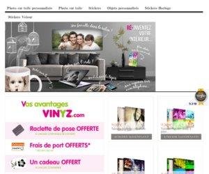 Vinyz.com cashback
