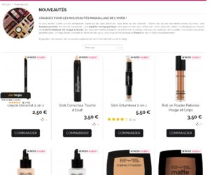 Bys Maquillage cashback